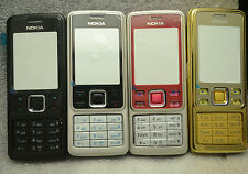 For Nokia 6300 Full Housing Cover Case With Keypad +screwdriver tool