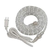 Amerelle RW12BCC 25.2W Clear 12 Feet White Rope Light Kit