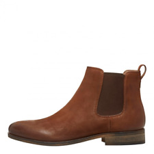 NEW WINDSOR SMITH GRIFF TAN LEATHER BOOT