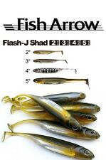 FISH ARROW FINESSE SOFT LURE FLASH J-SHAD 3""
