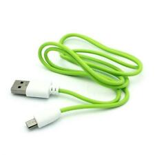 GREEN 3FT USB CABLE RAPID CHARGE POWER WIRE SYNC USB DATA CORD for AT&T PHONES