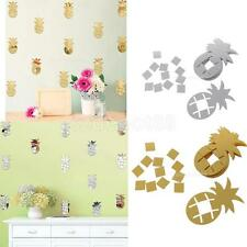 10Pc Pineapple Removable Wall Sticker Decal For Kid Nursery Baby Room Home Decor