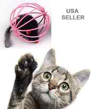 NEW PET Cute Pet Cat Kitten Training Play Toy Mice Mouse chase Ball- free ship