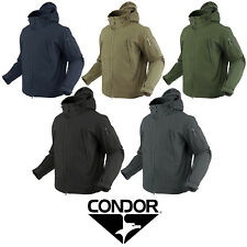 Condor Outdoor Tactical SUMMIT Zero YKK Softshell Patch Cold Weather Warm Jacket