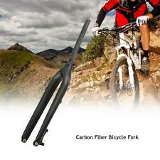 """Cycling Bicycle Fork Lightweight Full Carbon MTB Bike Front Fork 27.5""""/29"""" Z7L5"""