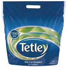 Tetley Tea Bags Individual, Drawstring or Bulk Catering Hot Drink