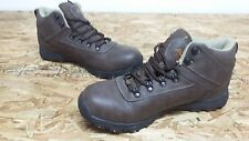 New Mens Coleman Kent 2 Waterproof Leather Hiking Boots Style 20767 Brown 108Y