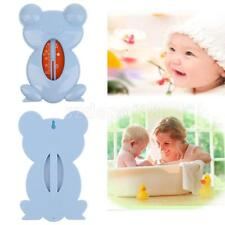Baby Boys Girls Safety Bath Tub Thermometer Frog Shaped Floating w/Easy Dispaly