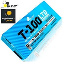 Sale! Best Price! Olimp T-100 LTD Strong Male Testosterone Booster 30-120 Caps!