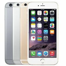 *Apple iPhone 6+ Plus-16GB 64GB* Smartphone Gold Gray Silver Cell Phone