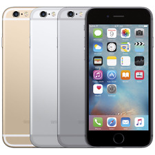 Apple iPhone 6 16 64GB Unlocked GSM iOS Smartphone Black/Grey Silver Gold
