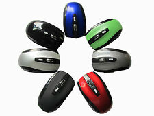 2.4GHz High Quality Wireless Optical Mouse/Mice + USB 2.0 Receiver for PC Laptop
