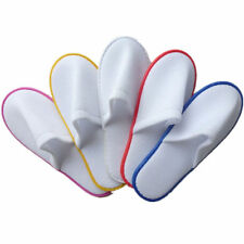 5/10/20 Pairs Disposable Slippers Hotel Antiskid Slippers SPA Slippers