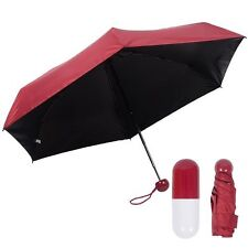 "33"" Women Super Windproof Anti UV Parasol Sun/Rain Protection Folding Umbrella"