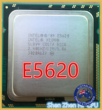 Intel Xeon E5620 SLBV4 2.4GHz 12Mb 5.86 4 Core 8 Thread Server Processor
