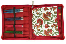Knitters Pride Dreamz Interchangeable Knitting Needle Deluxe Gift Set with Block