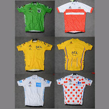 Summer Mens Bike Bicycle Short Sleeve Shirt Tops Sportwear Cycling Racing Jersey