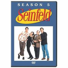 Seinfeld | Complete 5th Fifth Season 5 | BRAND NEW 4-DISC DVD SET | Sealed