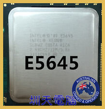 Intel Xeon E5645 LGA1366 2.4GHz 12Mb Cache 5.86 GT/s QPI Processor - Mfg Direct