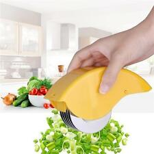 Herb Rolling Rollers Mincer Herbal Manual Hand Scallion Cutter Slicers Kitchen