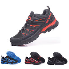 2017 HOT! Outdoor Men's Salomon Athletic Running Shoes Hiking Sneakers