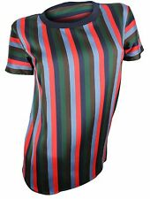 Tommy Hilfiger $79.5 NWT Navy Multi Striped Top Women