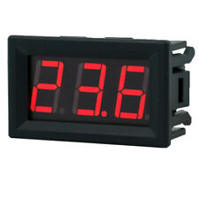 0.56'' DC2.5-30V LED 3-Digit Display Voltmeter Volt Meter Panel Car 4 Colors