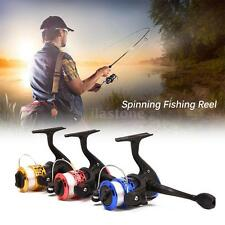 Collapsible Handle Spinning Fishing Reel 5.2:1 Gear Ratio 1 Ball Bearings P1N6