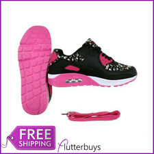 Womens Trainers Running Shoes Gym Walking Wear Girls Shoes