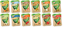 Knorr Instant Soup Poland - 16 FLAVOURS - ZUREK. - GORACY KUBEK - MADE IN POLAND