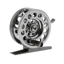 Aluminum Trout Fly Fishing Reel Ice Fly Reels Smooth Fishing Wheel Reel