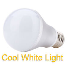 E27 RGB 10W LED Bulb Colors Changing Dimmable Light Ball Lamp Remote Control NEW