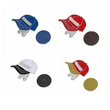 Golf Ball Marker with Magnetic Golf Hat Clip Funny Golf Cap Golfer Gift