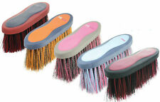 HySHINE Pro Groom Range Soft Touch Grip Horse Grooming Brushes/Combs