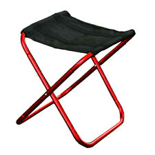 Portable Folding Camping Chair Lightweight Outdoor Fishing Seat Stool Picnic BBQ