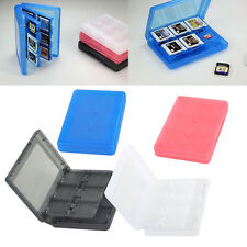 28 in 1 Game Card Case Holder Cartridge Storage Box for Nintendo 3DS NDS Lite