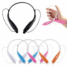 Bluetooth Wireless HandFree Sports Stereo Headset Earphone For iPhone SM