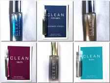 **YOUR CHOICE** CLEAN Rollerball Sample Vial Cashmere Cool Warm Cotton EDP