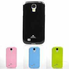 Colorful Smooth TPU Silicone GEL Case Cover For Samsung Galaxy S IV 4 I9500