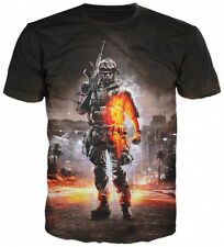 Battlefield Back to Karkand Men T-shirt 3D Sublimation