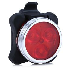 More Modes Bicycle Rear Lamp Bike Cycling Rear Tail Warning Safety Light