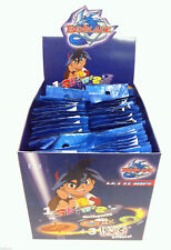 Beyblade Pogs Spinning Top Booster Packs Rare Collectible Fun Retro Spinners NEW