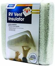 RV Vent Insulator Sun Shield Without Reflective Surface Camco Trailer Camper