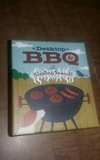 Desktop BBQ: With Sizzling Sound! by Running Press Hardcover Book (English)