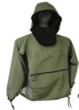 World Famous Sports  Men's OD Green Anti Mosquito Pullover Jacket