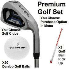 BIRTHDAY GIFT GOLF SET OPTIONS CHRISTMAS GIFT GOLF STARTER GOLF BEGINNER