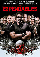 The Expendables (DVD, 2010)