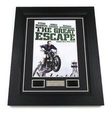 THE GREAT ESCAPE FILM CELLS ORIGINAL STEVE McQUEEN MEMORABILIA LIMITED EDITION