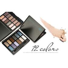 SHIMMER MATTE Eyeshadow Mineral Palette Kit Eye Shadow Makeup Set 12 COLORS