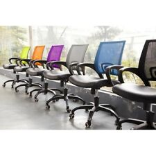 View Mid Mesh Back Task Office Chair